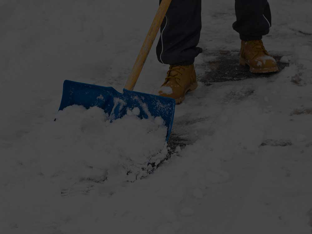 Liberty Lake Residential Snow Removal